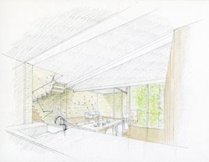 新しい青山の家